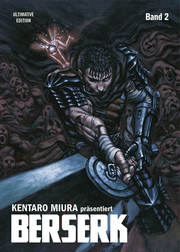 Berserk: Ultimative Edition 2 - Cover