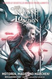 Die Flüsse von London - Graphic Novel