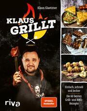 Klaus grillt - Cover