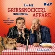 Grießnockerlaffäre (Filmhörspiel) - Cover
