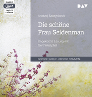 Die schöne Frau Seidenman - Cover