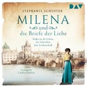 Milena und die Briefe der Liebe. - Cover