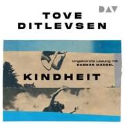 Kindheit (Teil 1 der Kopenhagen-Trilogie) - Cover