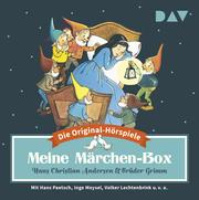 Meine Märchen-Box - Die 34 schönsten Märchen-Hörspiele