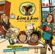 Löre & Luc - Unser lautes Leben (1). Folge 1: Wir ziehen um / Folge 2: Ich gehe allein Brötchen holen