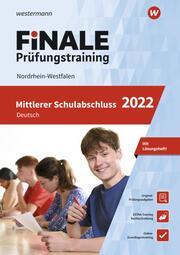 FiNALE - Prüfungstraining Mittlerer Schulabschluss Nordrhein-Westfalen