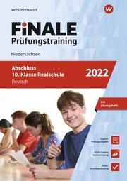 FiNALE Prüfungstraining Abschluss 10. Klasse Realschule Niedersachsen