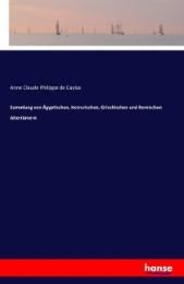 Sammlung von Ägyptischen, Hetrurischen, Griechischen und Romischen Altertümern