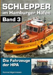 Schlepper im Hamburger Hafen - Band 3