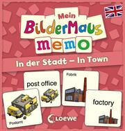 Mein Bildermaus-Memo - In der Stadt/In Town