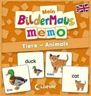 Mein Bildermaus-Memo - Tiere/Animals