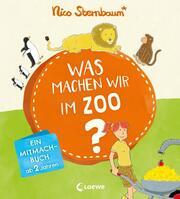 Was machen wir im Zoo?