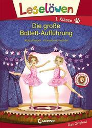 Die große Ballett-Aufführung
