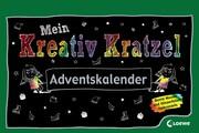 Mein Kreativ-Kratzel Adventskalender