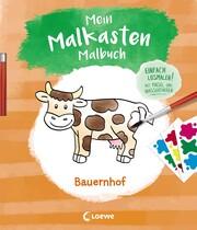 Mein Malkasten-Malbuch - Bauernhof
