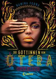 Die Göttinnen von Otera (Band 2) - Purpur wie Rache