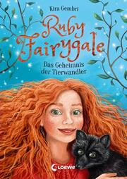 Ruby Fairygale - Das Geheimnis der Tierwandler - Cover