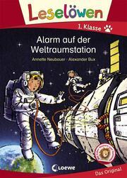 Alarm auf der Weltraumstation