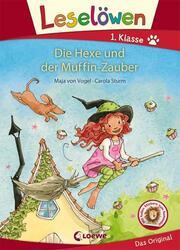 Die Hexe und der Muffin-Zauber
