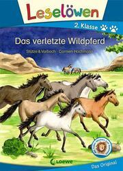 Das verletzte Wildpferd - Cover