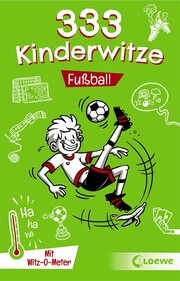 333 Kinderwitze - Fußball - Cover