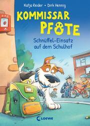 Kommissar Pfote - Schnüffel-Einsatz auf dem Schulhof