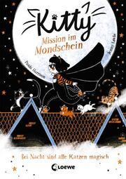 Kitty - Mission im Mondschein - Cover