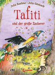 Tafiti und der große Zauberer - Cover