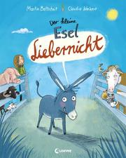 Der kleine Esel Liebernicht - Cover