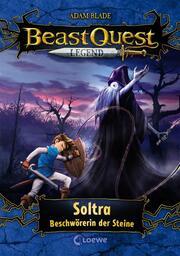 Beast Quest Legend - Soltra, Beschwörerin der Steine