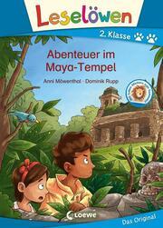 Leselöwen - Abenteuer im Maya-Tempel