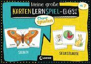 Clever Spielen - Meine große KartenLernSpiel-Box - Silben/Selbstlaute