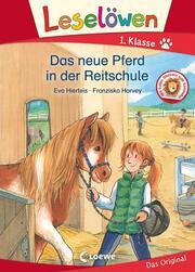 Leselöwen - Das neue Pferd in der Reitschule