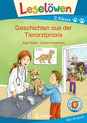 Leselöwen - Geschichten aus der Tierarztpraxis