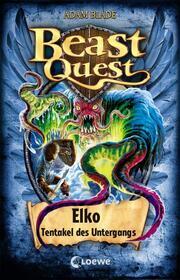 Beast Quest - Elko, Tentakel des Untergangs