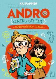 Andro, streng geheim! - Fehlermeldung: Schule