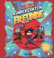 Meine Kindergarten-Freunde (Ninjas)