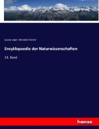Encyklopaedie der Naturwissenschaften