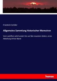 Allgemeine Sammlung historischer Memoiren