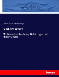 Schiller's Werke