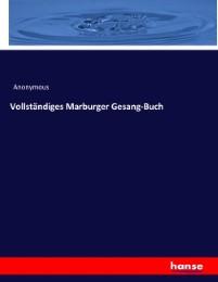 Vollständiges Marburger Gesang-Buch
