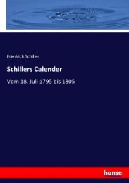 Schillers Calender