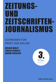 Zeitungs- und Zeitschriftenjournalismus