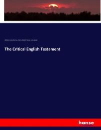 The Critical English Testament