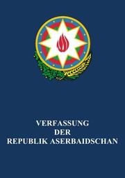 Verfassung der Republik Aserbaidschan