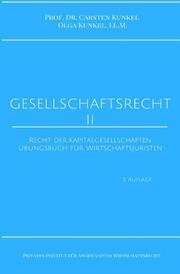 Gesellschaftsrecht II