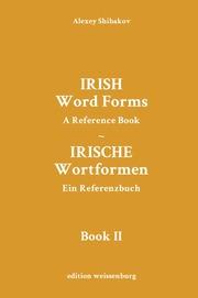 Irish Word Forms / Irische Wortformen (Book II)