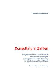 Consulting in Zahlen - Cover