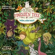 Die Schule der magischen Tiere - Wilder, wilder Wald! - Cover