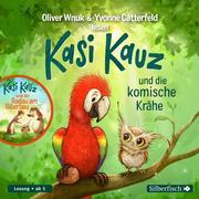Kasi Kauz und die komische Krähe, Kasi Kauz und der Radau am Biberbau